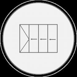 Cambalkon Katlanır Cam Sistemleri